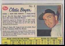 1962 Post Canadian Cletis Boyer #3