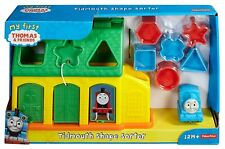 Fisher-Price My First Thomas The Train Tidmouth Shape Sorter Baby & Toddler Toy