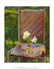 John Singer Sargent old Chair póster son impresiones artísticas imagen 36x28cm