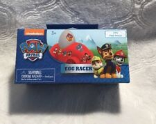 Paw Patrol  EGG RACER SET Car Kit Easter Basket Filler New