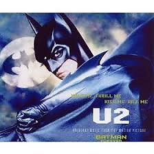 U2 Hold Me, Thrill Me, Kiss Me, Kill Me CD single