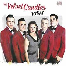 The Velvet Candles - Today (NEW CD)