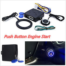 Keyless Entry Auto Car Push Button Lock Engine Starter Ignition Immobilizer Tool