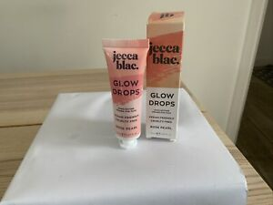Jecca Blac Glow Drops highlighting primer for face Rose Pearl 20ml RRP £16 B/NEW