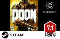 Doom [PC] Steam Download Key - FAST DELIVERY