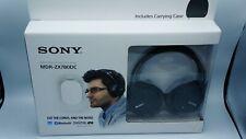 SONY MDR-ZX780DC Bluetooth Noise Canceling Wireless Headphones Headset + Case -X