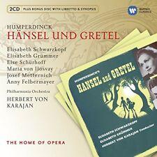 Herbert von Karajan - Humperdinck Hänsel und Gretel [CD]