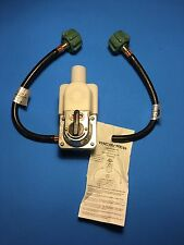 RV WINNTEC LP GAS REGULATOR MODEL 6020 AUTOMATIC CHANGEOVER 2 HOSES