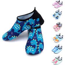 16cc43f9243d Kids Water Shoes Barefoot Quick Drying Aqua Skin Socks Beach Pool Swim  Exercise