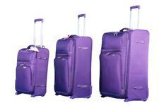 Maletas y equipaje sintético con 2 ruedas