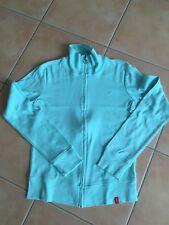 EDC Sweat Jacke in Mint Grün Gr. M