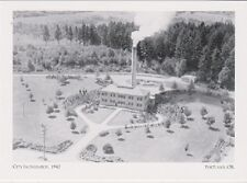 """Postkarte """" Stadt Müllverbrennungsanlage """" -swift Blvd 1940- Portland, Oregon (#"""