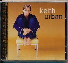Keith Urban - Keith Urban cd as pictured