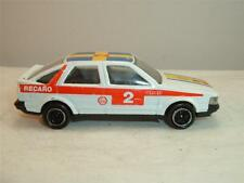 CORGI TOYS SAAB 9000 SHELL RECARO RALLY RACING CAR IN USED SCROLL DOWN 4 PICS