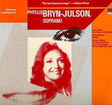 CLASSICAL LP PHYLLIS BRYN JULSON SOPRANO