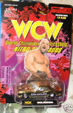 1999 Racing Champs 24K GOLD WCW GOLDBERG 69' CHEVY CAMARO LE 1-19,999 8+ Gold Pl