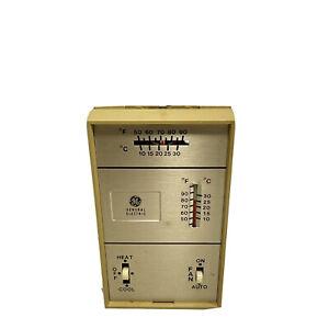 GE Goodman Heating Cooling Thermostat Model CHT18-60 Vintage