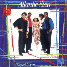 atlantic starr - secret lovers..the best (CD) 075021332027