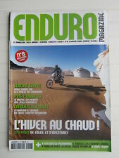 ENDURO N° 6 /Les Pharaons/rando blanche/Dakar 2003/Rando Jura/SWM story