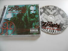 ROB ZOMBIE THE SINISTER URGE CD ALBUM P.A. 11 TRACKS GEFFEN 2002
