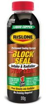 Rislone Liquid Copper Block Seal Head Gasket Cooling System Permanent Repair