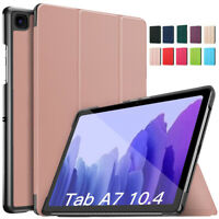 """For Samsung Galaxy Tab A7 10.4"""" SM-T500 SM-T505 (2020) Smart Magnetic Case Cover"""