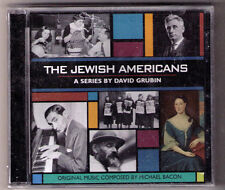 The Jewish Americans PBS Television Soundtrack sealed CD Michael Bacon klezmer