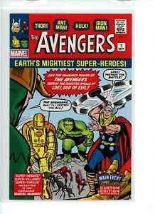 Avengers #1 Main Event Entertainment Reprint VF