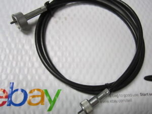 67 68 69 70 FORD F100 F250 F350 PICK UP TRUCK C6 SPEEDOMETER CABLE 2 WHEEL DRIVE