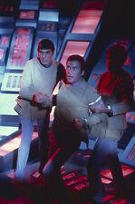Star Trek Motion Picture original 35mm film slide Shatner Nimoy & Kelley