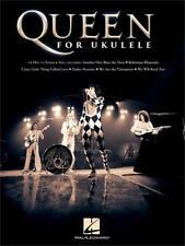 Queen for Ukulele Song Book 14 Uke Hits Bohemian Rhapsody Killer Queen 978149508