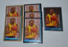 05-06 BOWMAN DRAFT PICKS & PROSPECTS ANDREW BYNUM ROOKIE CARD LOT 6