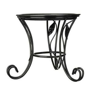 Metal Pot Stand Plants Stand Flower Stand Succulent Indoor Outdoor Pot A6A2