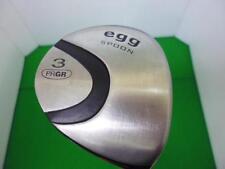 PRGR  egg 2010 M-43 3W S-flex Fairway wood Golf Clubs