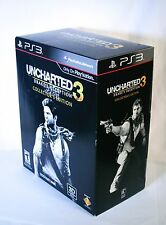 Uncharted 3: NEW Drake's Deception Collector's Edition Sony PS3