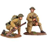 W.Britain Move Up 2 Piece Set World War I B23073  1:30 Scale