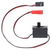 Schalterkabel BEC JST Buchse auf JR Graupner Uni Stecker EIN AUS- Schalter partC