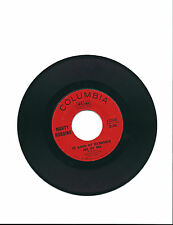 "MARTY ROBBINS 45 rpm ""THE SHOE GOES ON THE OTHER FOOT"" & ""IT KIND OF REMINDS ME"""