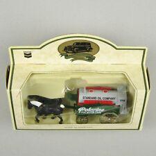 Lledo STANDARD OIL POLARINE HORSE-DRAWN TANK WAGON Chevron Series #9 Made in UK