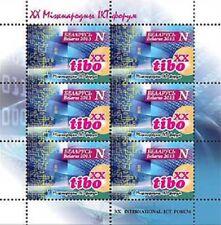 2013 Belarus XX international ICT forum TIBO MNH