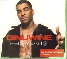 Ginuwine(CD Single)Hell Yeah CD 2-New