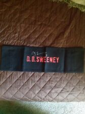D.B. Sweeney Auto Autograph Directors Chair Cover K-II MOVIE