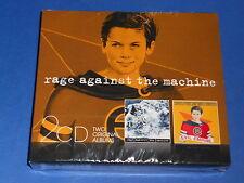 Rage Against The Machine - Rage Against The Machine / Evil empire - 2CD S/S