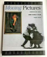 American Art and Early Film Moving Pictures 1880-1910 Original DVD Included