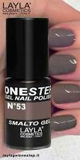 Layla Smalto Unghie One Step Gel Polish N.53 Less IS More