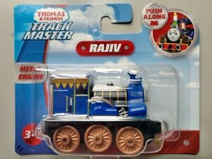 Thomas & Friends TrackMaster Push Along Rajiv Toy Train FXX05 BRAND NEW SEALED