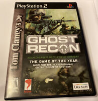 Tom Clancy's Ghost Recon (Sony PlayStation 2, 2002) Tested*