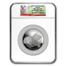 2012-P Australia 5 oz Silver Koala PF-70 NGC (FR) - SKU #92702