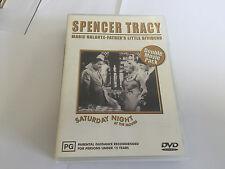 Saturday Night At The Movies Marie Galante RARE Spencer Tracy DVD 9325425016438