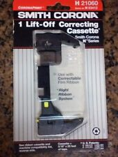 New In Sealed Package Smith Corona H 21060 Lift-Off Correcting Cassette H 63412
